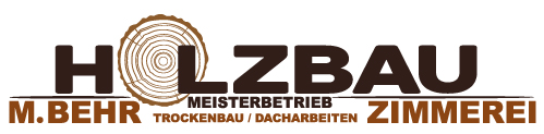 Holzbau – Zimmerei M.Behr