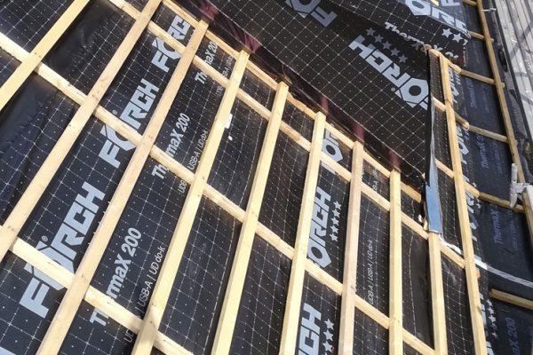 Dachsanierung - Umdecker